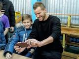 Андрей Ярмоленко: «Обязательно буду смотреть матч «Десна» — «Динамо»