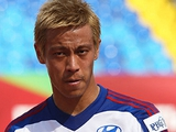 Хонда подписал контракт с «Миланом» на 4,5 года