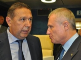 Анатолий Коньков и Григорий Суркис подали апелляцию в ФИФА