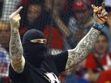 Задержан зачинщик беспорядков на матче Италия – Сербия