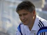Сергей Ковалец: «Глаза у игроков сборной горят, а это главное»