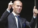 После Моуринью «Реал» может возглавить Зидан?