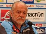 Аурелио Де Лаурентис: «И что будет делать Платини со своим ПСЖ?»