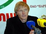Андрей Гусин : «Нас подводит мастерство»