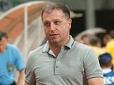 Юрий Вернидуб: «Меня беспокоит, что человек, имея такую должность в «Шахтере», позволяет себе высказывания в адрес арбитра»
