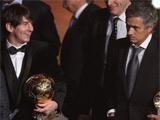 Лучшими в Испании по итогам сезона 2010/11 стали Месси и Моуринью