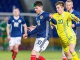 Шотландия U-21 выставит против Украины не сильнейший состав