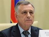 В ФФУ с Газзаевым не встречались