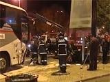 Автобус с болельщиками «Легии» попал в аварию в Португалии, один человек погиб (ВИДЕО)