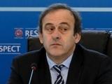 Платини: «Решение о будущем Лиги Европы будет принято в 2014 году»