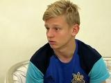 Александр ЗИНЧЕНКО: «Я вырос в Украине и буду всегда гордиться своей страной» (ВИДЕО)
