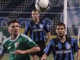 «Черноморец» — «Ворскла» — 1:0. После матча. Григорчук: «Сыграли не как чайники»