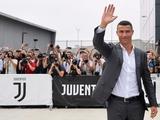 Неймар: «Роналду — гений. Он изменит итальянский футбол»
