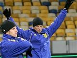 ФОТОрепортаж: тренировка сборной Украины на НСК «Олимпийский» (37 фото)