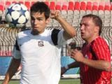 «Кривбасс» — «Волынь» — 1:0. После матча. Кварцяный: «Кривбасс» был уровня 7-й лиги, а мы — 7-я лига «Б»!»
