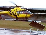 Перед игрой с «Боруссией» поле в Брауншвейге сушили вертолетом (ФОТО)