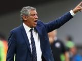 Фернанду Сантуш: «Надеюсь, Роналду продолжит забивать и через четыре года в Катаре»