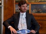 Андре Виллаш-Боаш: «Мое желание — вознести «Зенит» на самый верх»