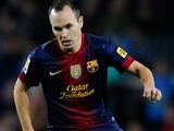 Иньеста на 100 процентов уверен, что «Барселона» пройдет «Милан»