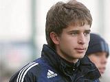 Артем Кравец уже начал работать с мячом