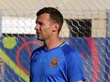Андрей ШЕВЧЕНКО: «У сборной Украины хорошие шансы на выход из группы»