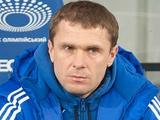 Сергей РЕБРОВ: «Разговор с Игорем Михайловичем продолжался около часа»