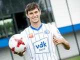Роман Яремчук впервые провел полный матч за «Гент»
