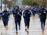 «Динамо» на сборе в Испании: бег, стретчинг, тактика