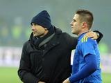 Артем БЕСЕДИН: «Шевченко сказал, чтобы я играл раскованно и пожелал удачи»