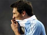 Месси попал в Аргентине под огонь критики