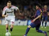 1/8 финала Лиги чемпионов: результаты среды. АПОЕЛ и «Барселона» вышли в четвертьфинал