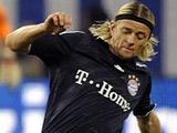 Тимощук отыграл весь матч за «Баварию» в Лиге чемпионов