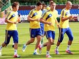 Сегодня сборная Украины соберется в Конча-Заспе