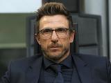 Эусебио Ди Франческо: «То, как «Рома» вернулась в игру в концовке, очень порадовало»