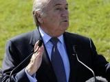 Блаттер: «ФИФА не может посадить кого-то в тюрьму за договорняки»