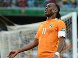 Дрогба вернулся в сборную Кот-д'Ивуара