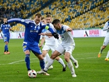 15-й тур ЧУ: «Динамо» — «Сталь» — 2:1. Обзор матча, статистика
