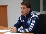 Альберто БОСХ: «Будем делать то же, что и Сергей Ребров в первой команде»