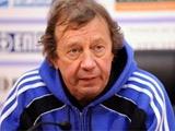 «Ильичевец» — «Динамо» — 0:1. Послематчевая пресс-конференция