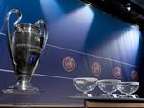 Результаты жеребьевки 1/4 финала Лиги чемпионов
