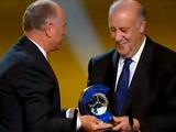 Лучший тренер мира в 2012 году — Висенте дель Боске