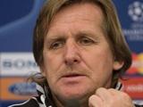 Бернд ШУСТЕР: «У нас есть некоторое преимущество над «Динамо»