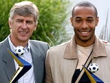 Венгер хочет вернуть Анри в «Арсенал»