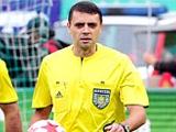 «Динамо» и «Днепр» рассудит Абдула
