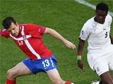 ЧМ-2010. Сербия — Гана — 0:1 (ВИДЕО)