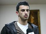 Янко СИМОВИЧ: «Сделаю все, чтобы заиграть в «Динамо» (ВИДЕО)