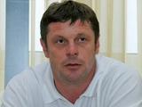 Олег ЛУЖНЫЙ: «Фоменко — второй тренер Украины после Лобановского»