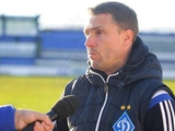Сергей РЕБРОВ: «Это была тренировка с повышенной ответственностью»