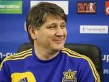 Сергей Ковалец: «Я считаю, что футбол сможет объединить страну»