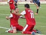 «Кривбасс» — «Черноморец» — 1:0. После матча. Григорчук: «Мы не играем в футбол»
